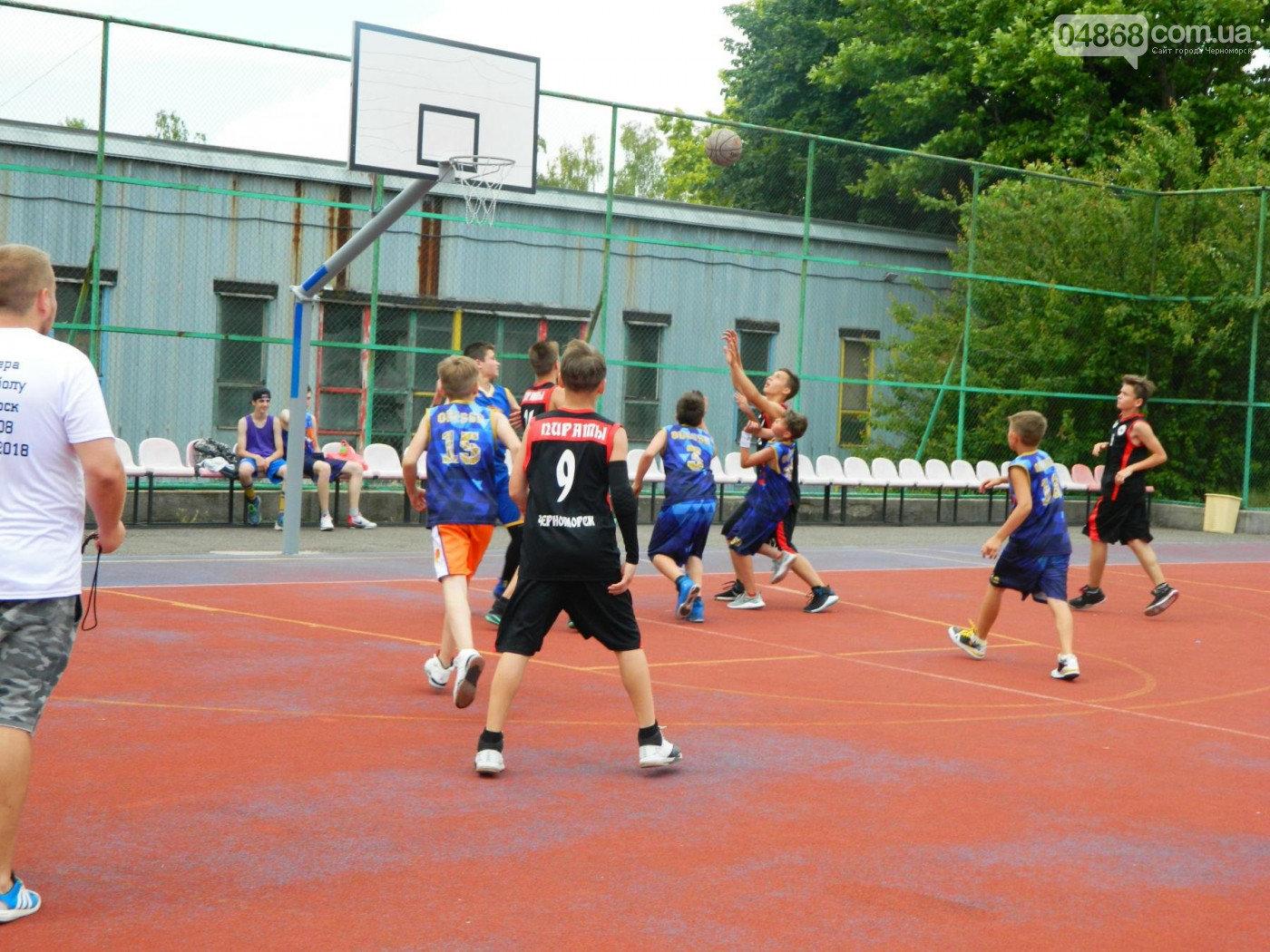 В Черноморске пройдет фестиваль по баскетболу, фото-2