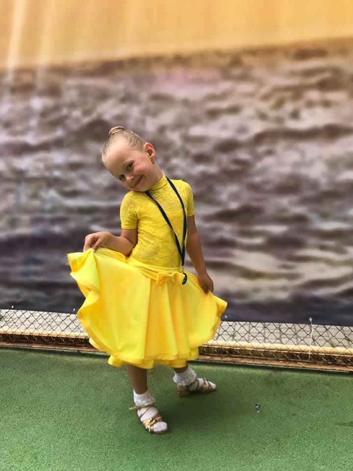 Черноморцы приняли участие в соревнованиях по бальным танцам «Жемчужина Одессы», фото-3