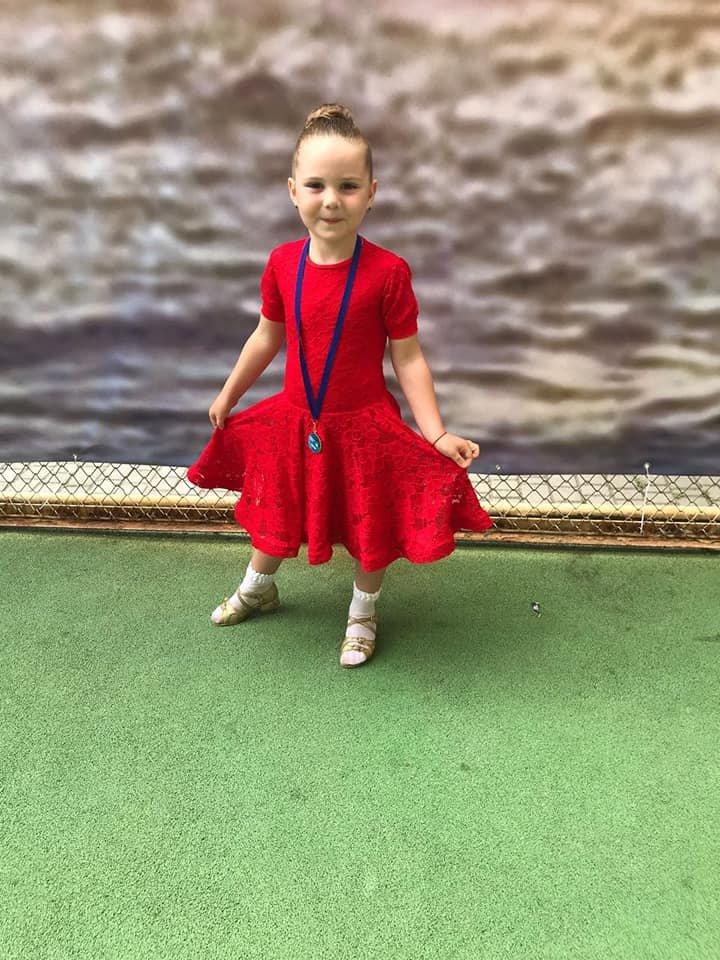 Черноморцы приняли участие в соревнованиях по бальным танцам «Жемчужина Одессы», фото-4