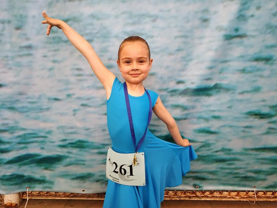 Черноморцы приняли участие в соревнованиях по бальным танцам «Жемчужина Одессы», фото-5