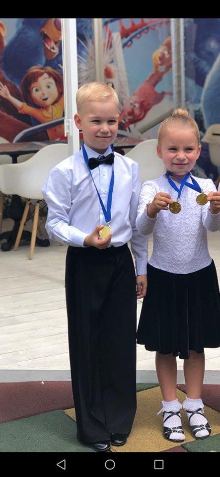 Черноморцы приняли участие в соревнованиях по бальным танцам «Жемчужина Одессы», фото-6