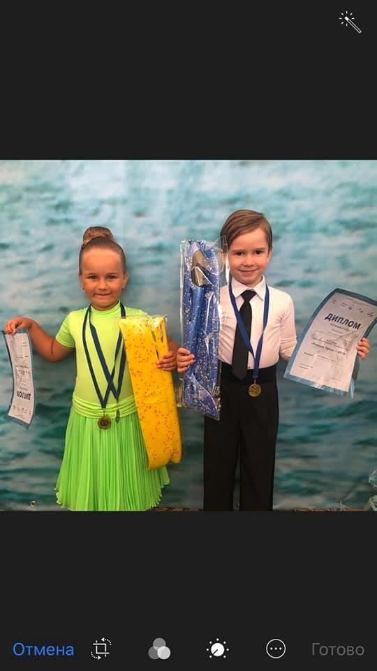 Черноморцы приняли участие в соревнованиях по бальным танцам «Жемчужина Одессы», фото-7