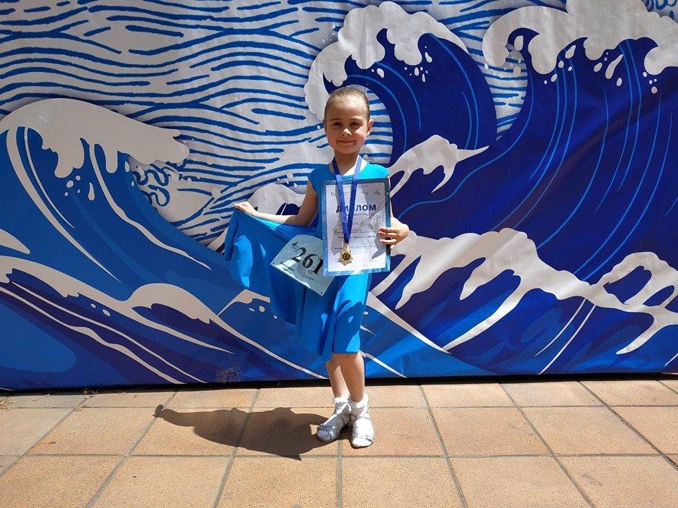 Черноморцы приняли участие в соревнованиях по бальным танцам «Жемчужина Одессы», фото-8