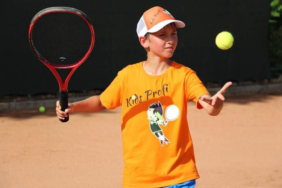 Спортивный лагерь «Elite tennis club» в Черноморске, фото-9