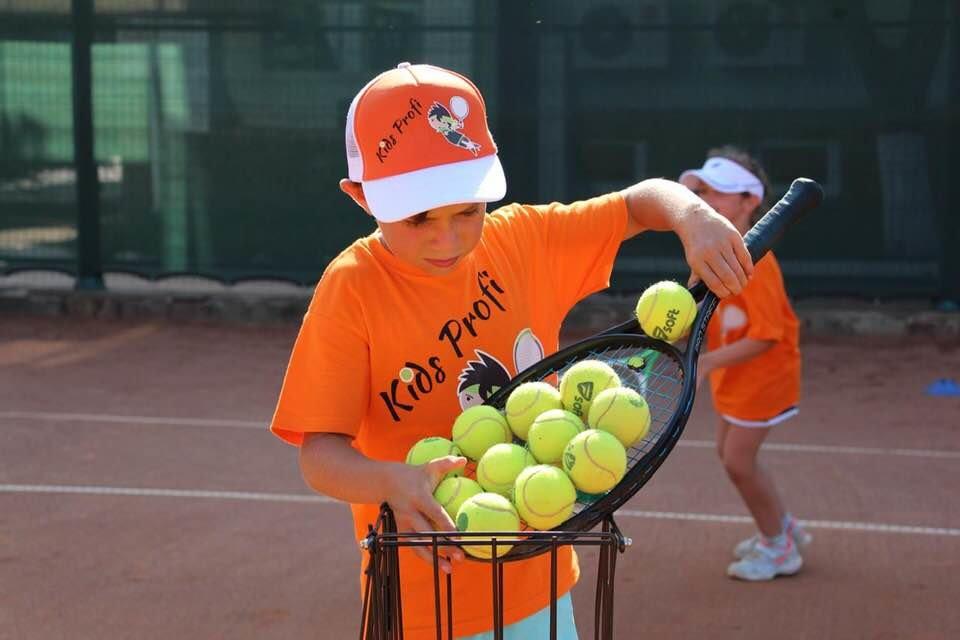 Спортивный лагерь «Elite tennis club» в Черноморске, фото-10