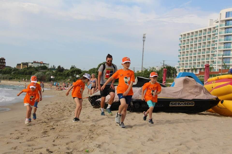 Спортивный лагерь «Elite tennis club» в Черноморске, фото-11