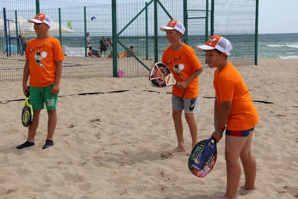Спортивный лагерь «Elite tennis club» в Черноморске, фото-12