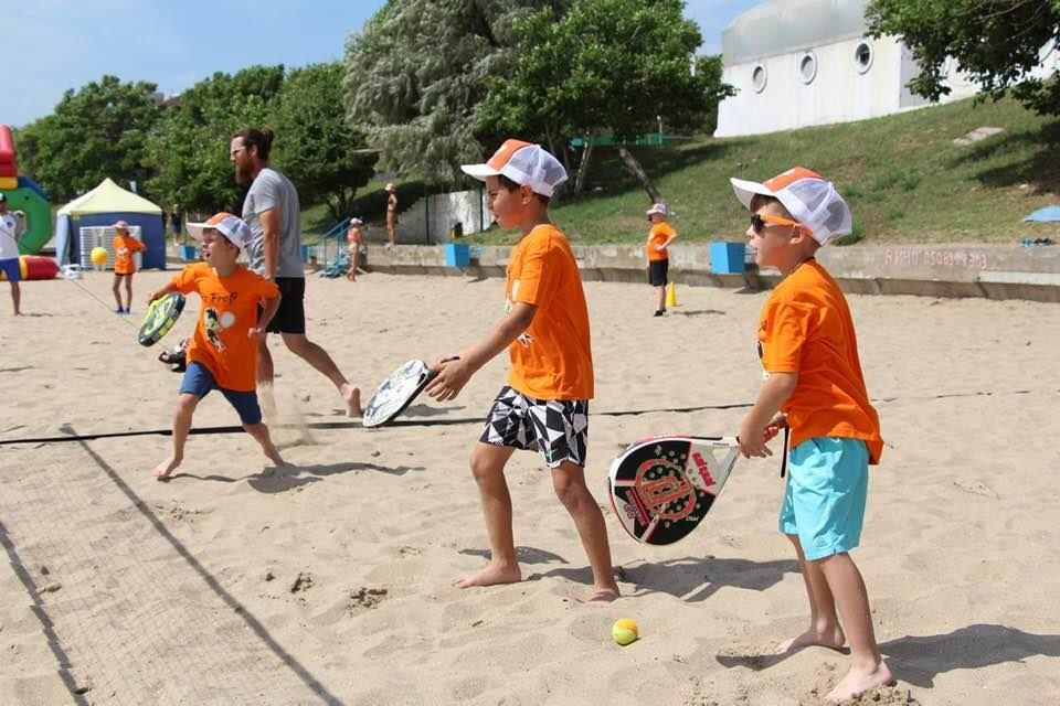 Спортивный лагерь «Elite tennis club» в Черноморске, фото-2