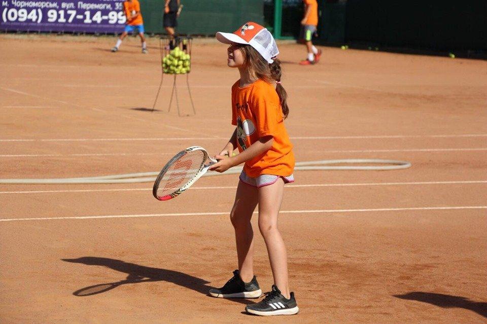 Спортивный лагерь «Elite tennis club» в Черноморске, фото-15