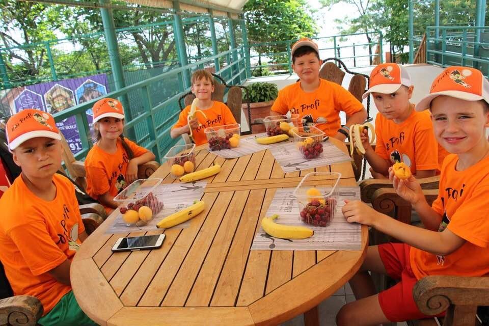 Спортивный лагерь «Elite tennis club» в Черноморске, фото-6