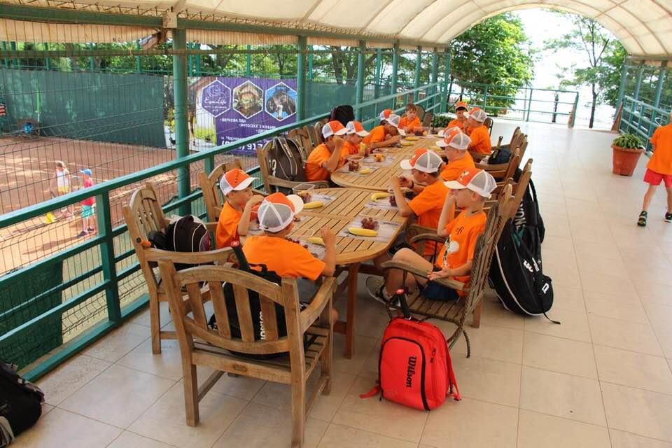Спортивный лагерь «Elite tennis club» в Черноморске, фото-7