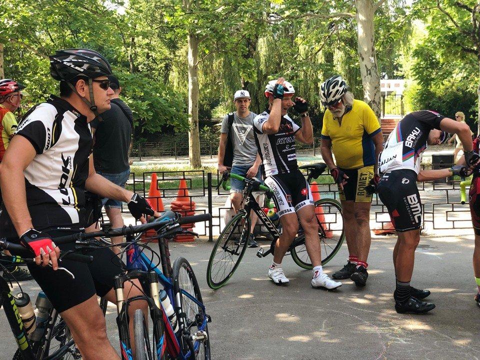 В Черноморске прошел критериум по велоспорту (видео), фото-1