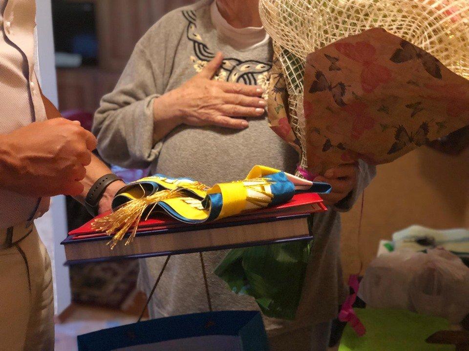 Почетная жительница Черноморска отметила свое 85-летие , фото-3