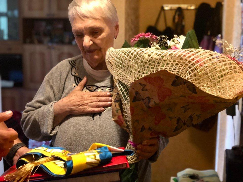 Почетная жительница Черноморска отметила свое 85-летие , фото-4