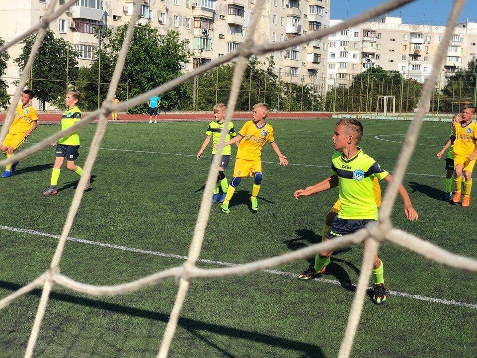 В Черноморске проходит футбольный турнир «Черноморский берег», фото-7
