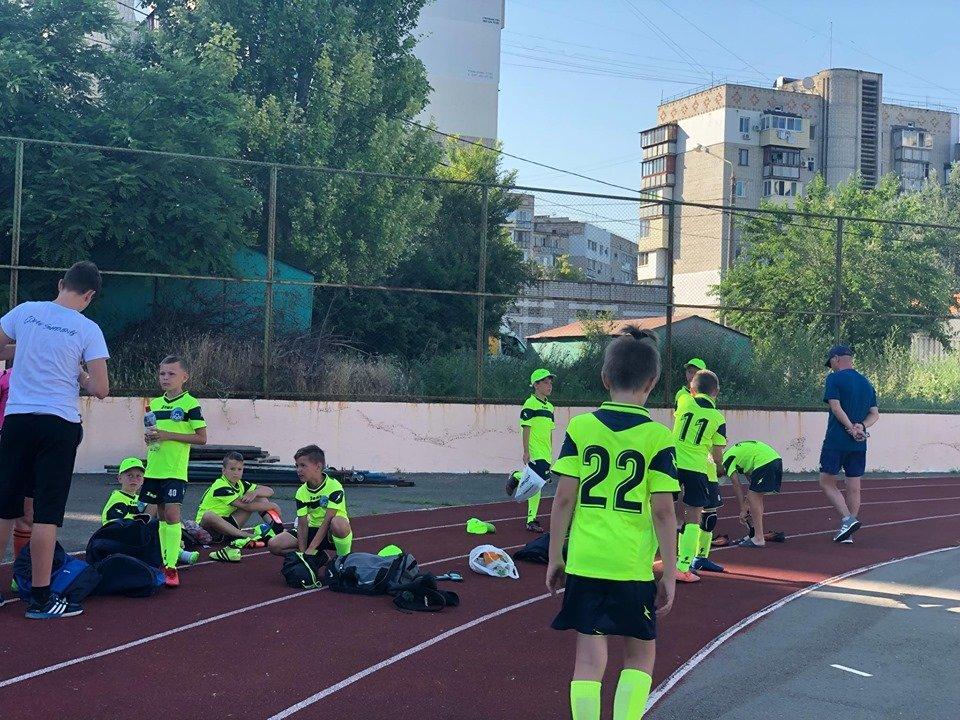 В Черноморске проходит футбольный турнир «Черноморский берег», фото-8