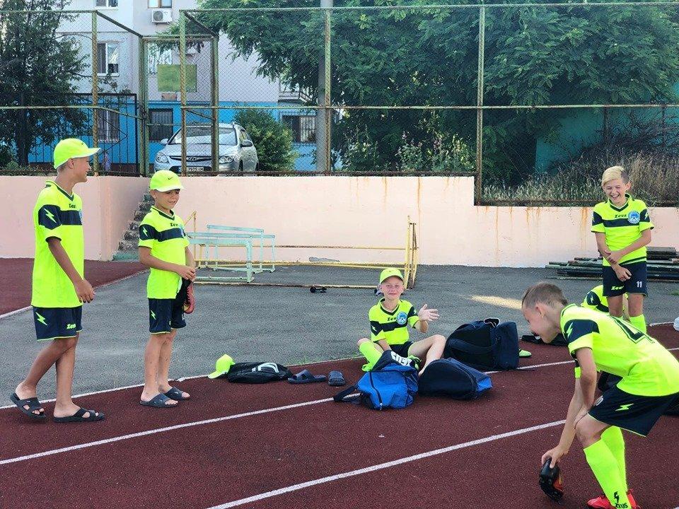 В Черноморске проходит футбольный турнир «Черноморский берег», фото-1
