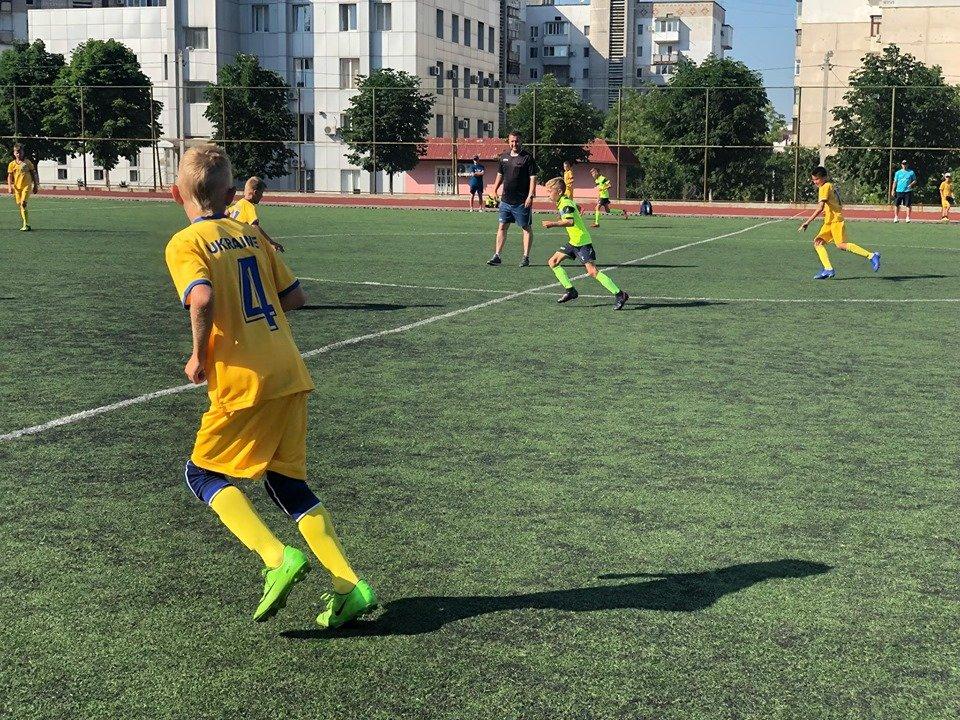 В Черноморске проходит футбольный турнир «Черноморский берег», фото-4