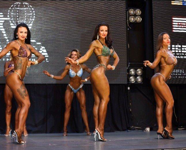 Сила и женственность: cпортсменка из Черноморска заняла 6 место на Чемпионате мира по бодибилдингу, фото-6