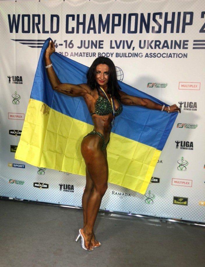 Сила и женственность: cпортсменка из Черноморска заняла 6 место на Чемпионате мира по бодибилдингу, фото-5