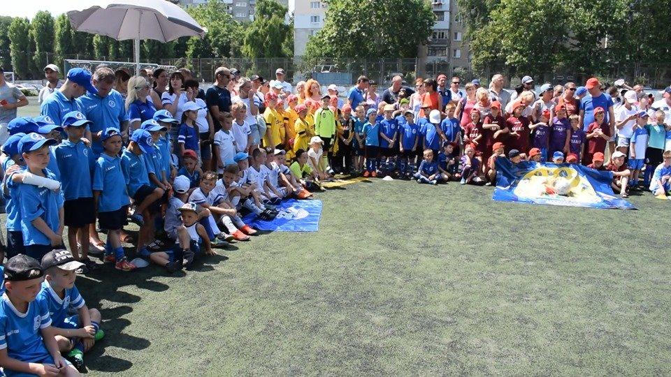 В Черноморск на «Территорию футбола-2019» съехалось 450 украинских спортсменов, фото-5