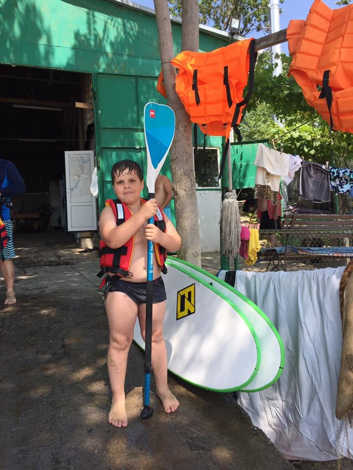 Мастер-класс по серфингу в Черноморске, фото-2