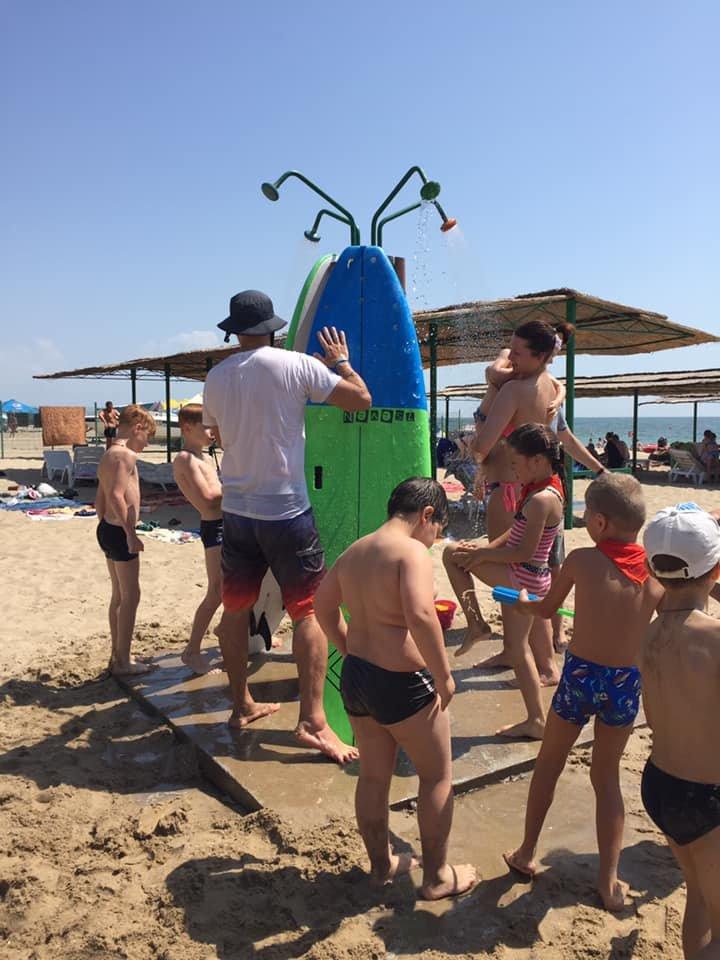 Мастер-класс по серфингу в Черноморске, фото-3