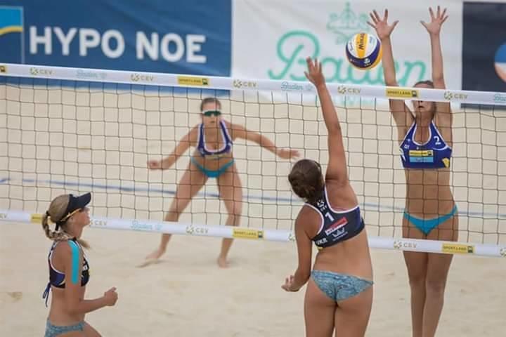 Черноморские волейболистки приняли участие в Чемпионате Европы, фото-2