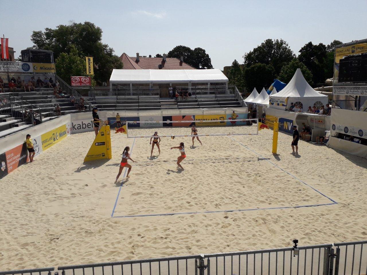Черноморские волейболистки приняли участие в Чемпионате Европы, фото-5