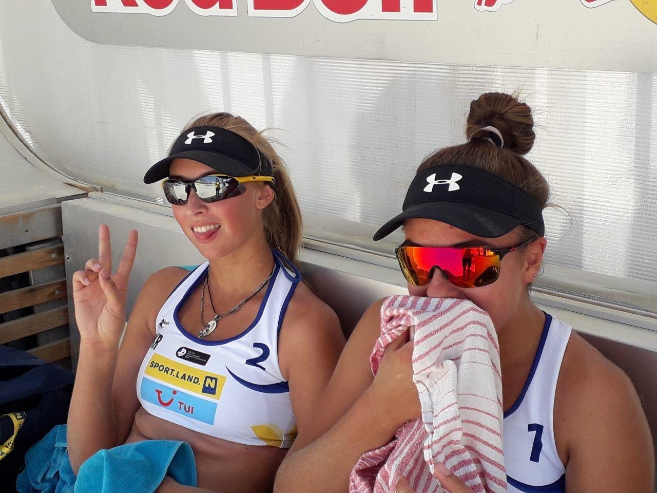 Черноморские волейболистки приняли участие в Чемпионате Европы, фото-7