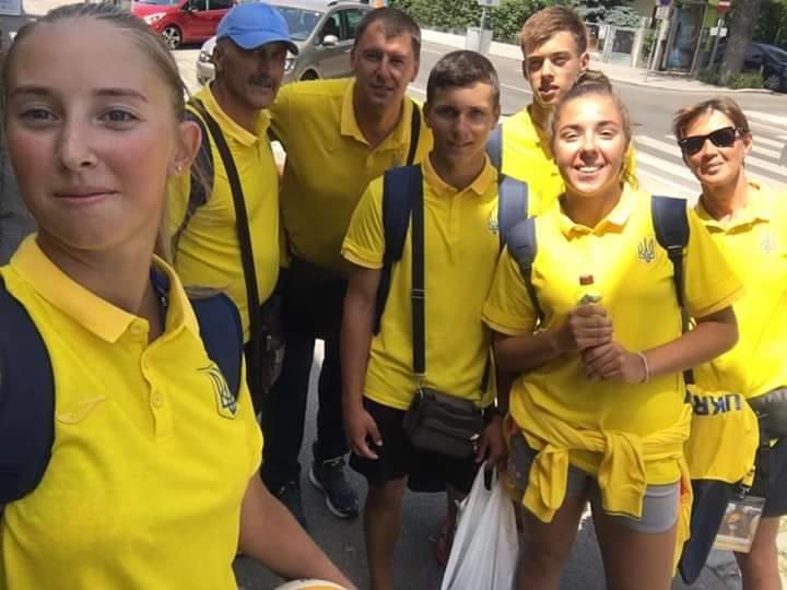 Черноморские волейболистки приняли участие в Чемпионате Европы, фото-8