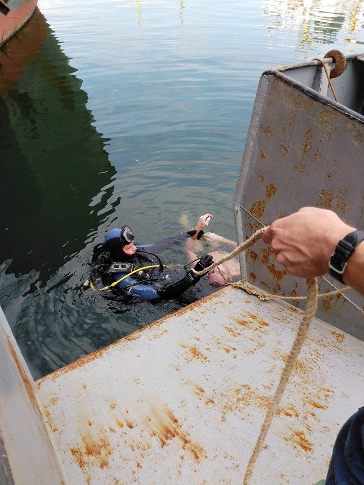 Утопленник и еще семь происшествий: «жаркие» выходные черноморских спасателей, фото-4