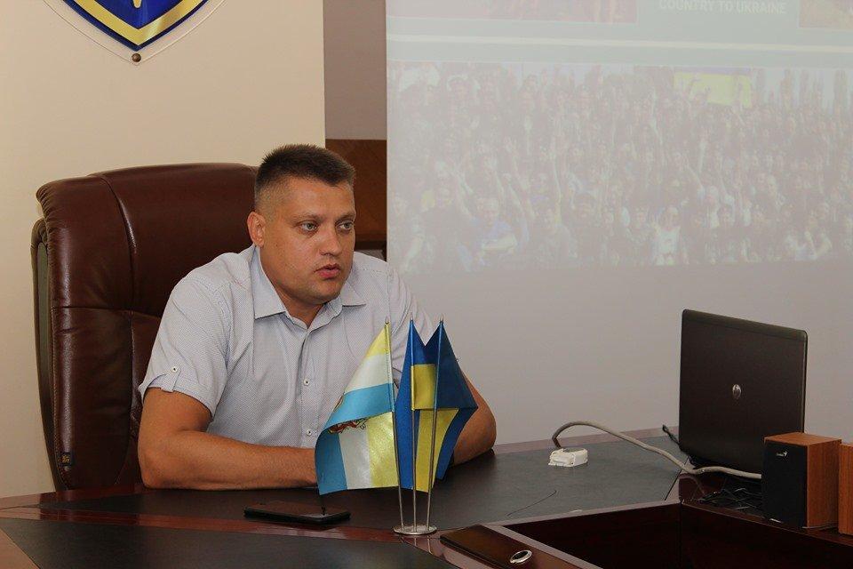 В Черноморске прошла презентация фестиваля «З країни в Україну», фото-1