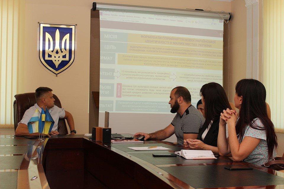В Черноморске прошла презентация фестиваля «З країни в Україну», фото-2