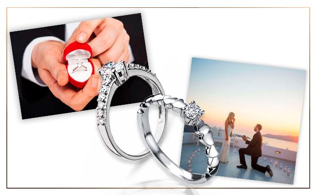 Женские золотые кольца, какие бывают?, фото-2