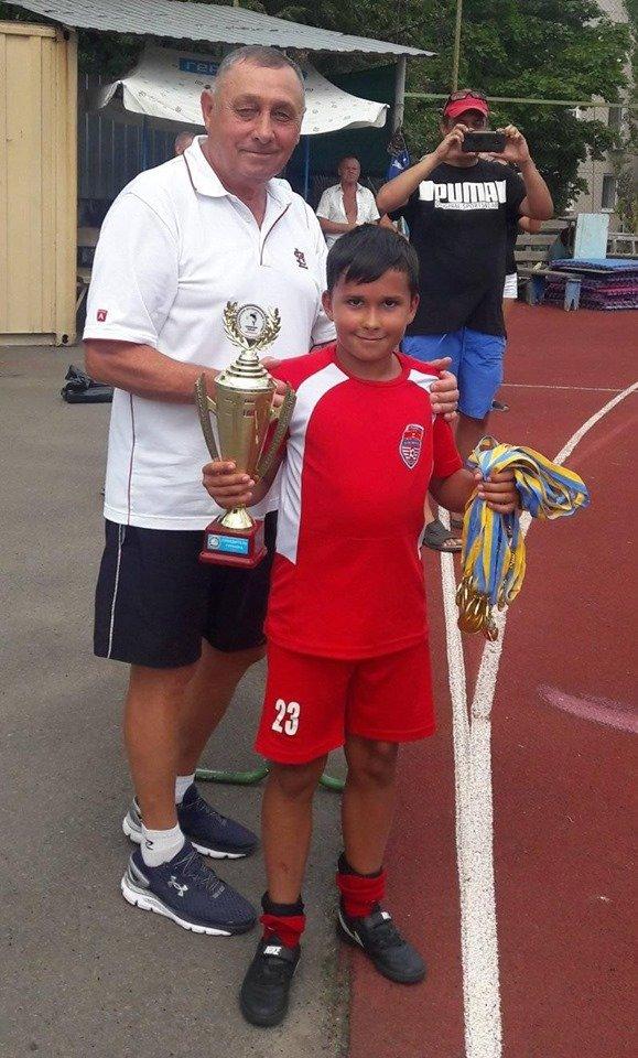 Черноморские футболисты – лидеры Всеукраинского турнира, фото-3