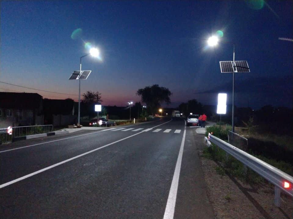 В Одесской области устанавливают автономную систему освещения, фото-5