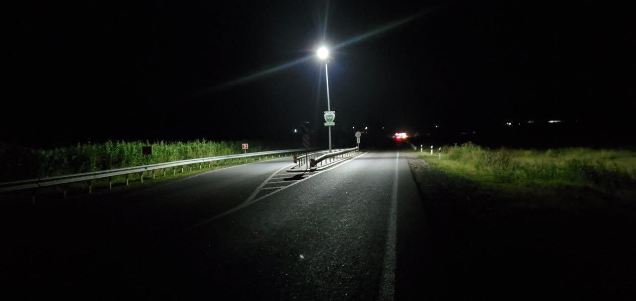 Черноморский «Илкомсвит» установил автономные системы освещения в Одесской области, фото-2