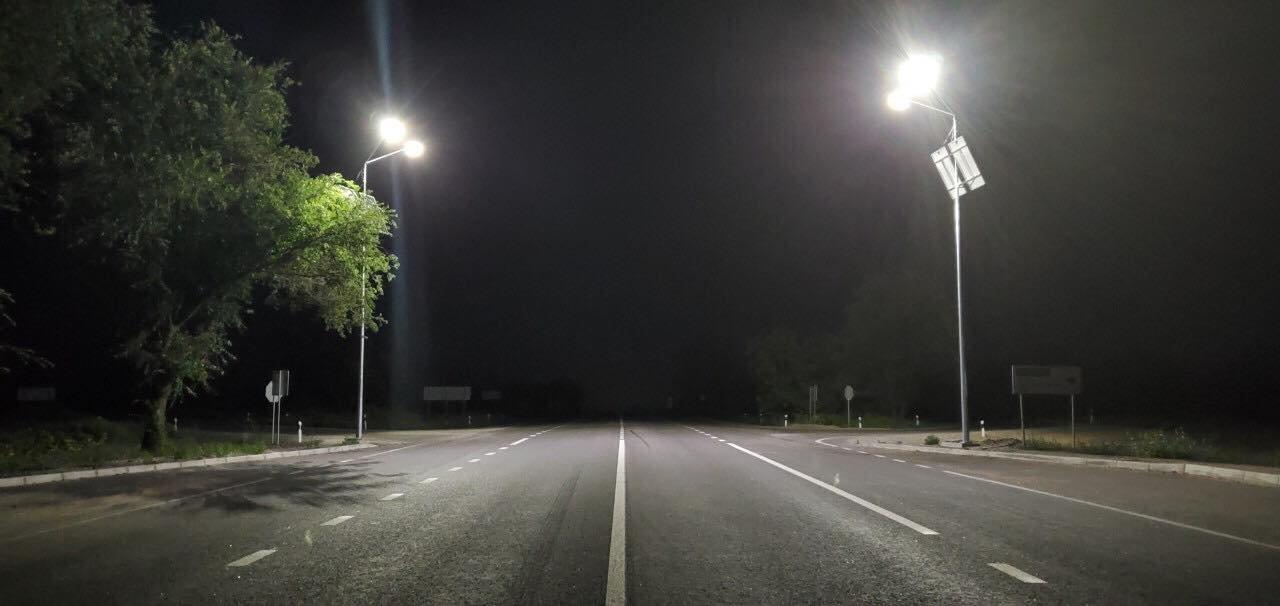 Черноморский «Илкомсвит» установил автономные системы освещения в Одесской области, фото-3
