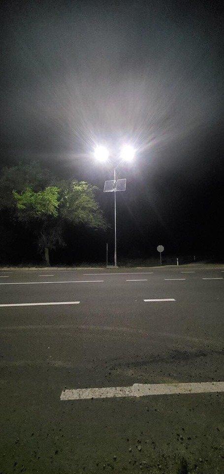 Черноморский «Илкомсвит» установил автономные системы освещения в Одесской области, фото-4