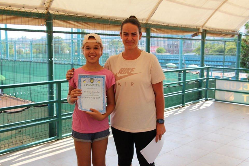 В черноморском «Elite Tennis Club» прошел семейный турнир, фото-4