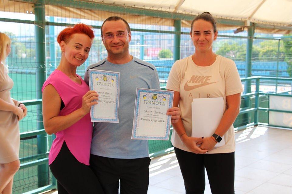 В черноморском «Elite Tennis Club» прошел семейный турнир, фото-5