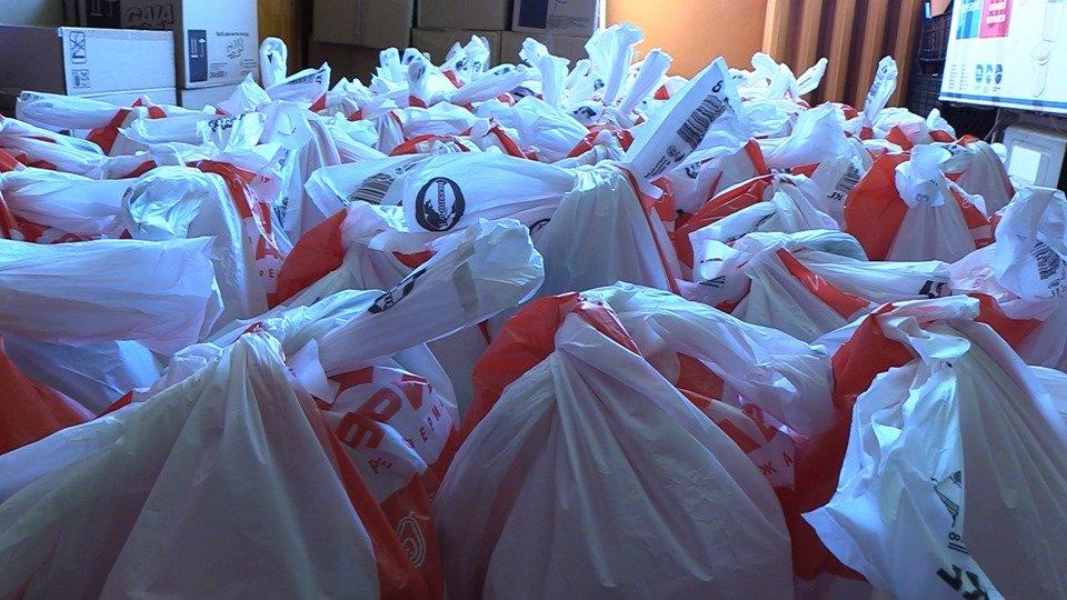 Городская помощь малообеспеченным жителям Черноморска(видео), фото-1