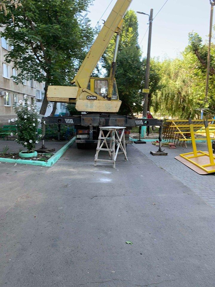Депутат Черноморска Татьяна Наумова отчиталась о проделанной работе, фото-7