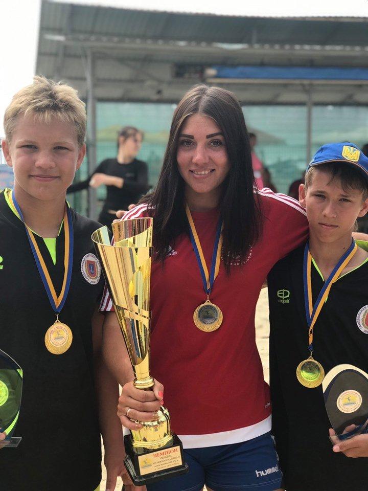 Черноморские гандболисты – чемпионы Украины!, фото-1