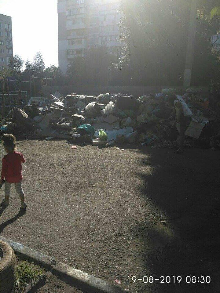 Слаженная работа жителей и депутата в Черноморске, фото-1