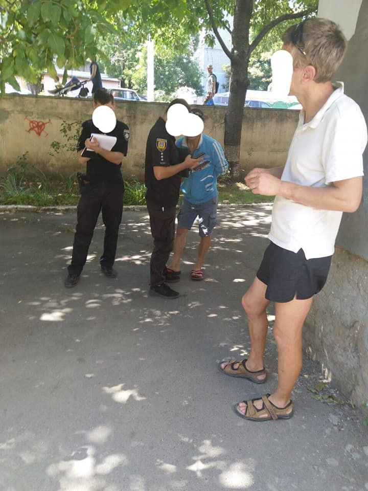 По пути за «закладкой»: в Черноморске задержали очередного наркомана, фото-2