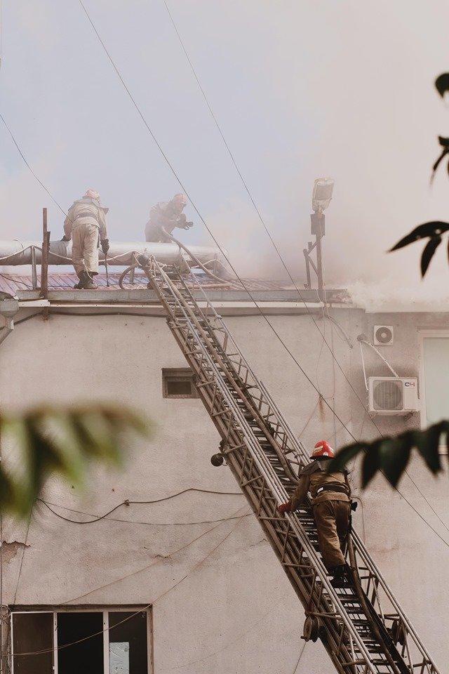 Пламенный День Независимости в Черноморске (видео), фото-2