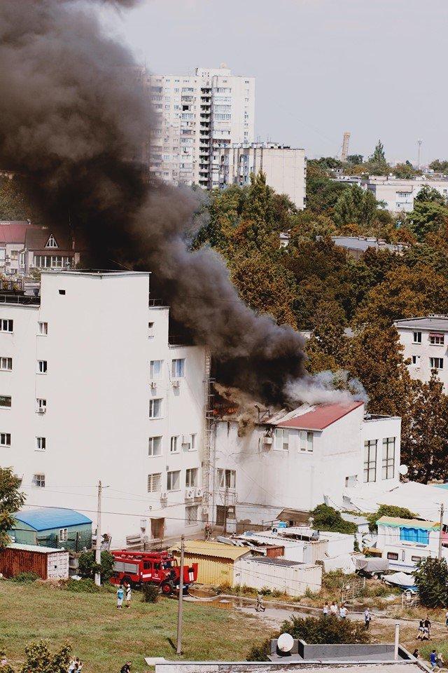 Пламенный День Независимости в Черноморске (видео), фото-1
