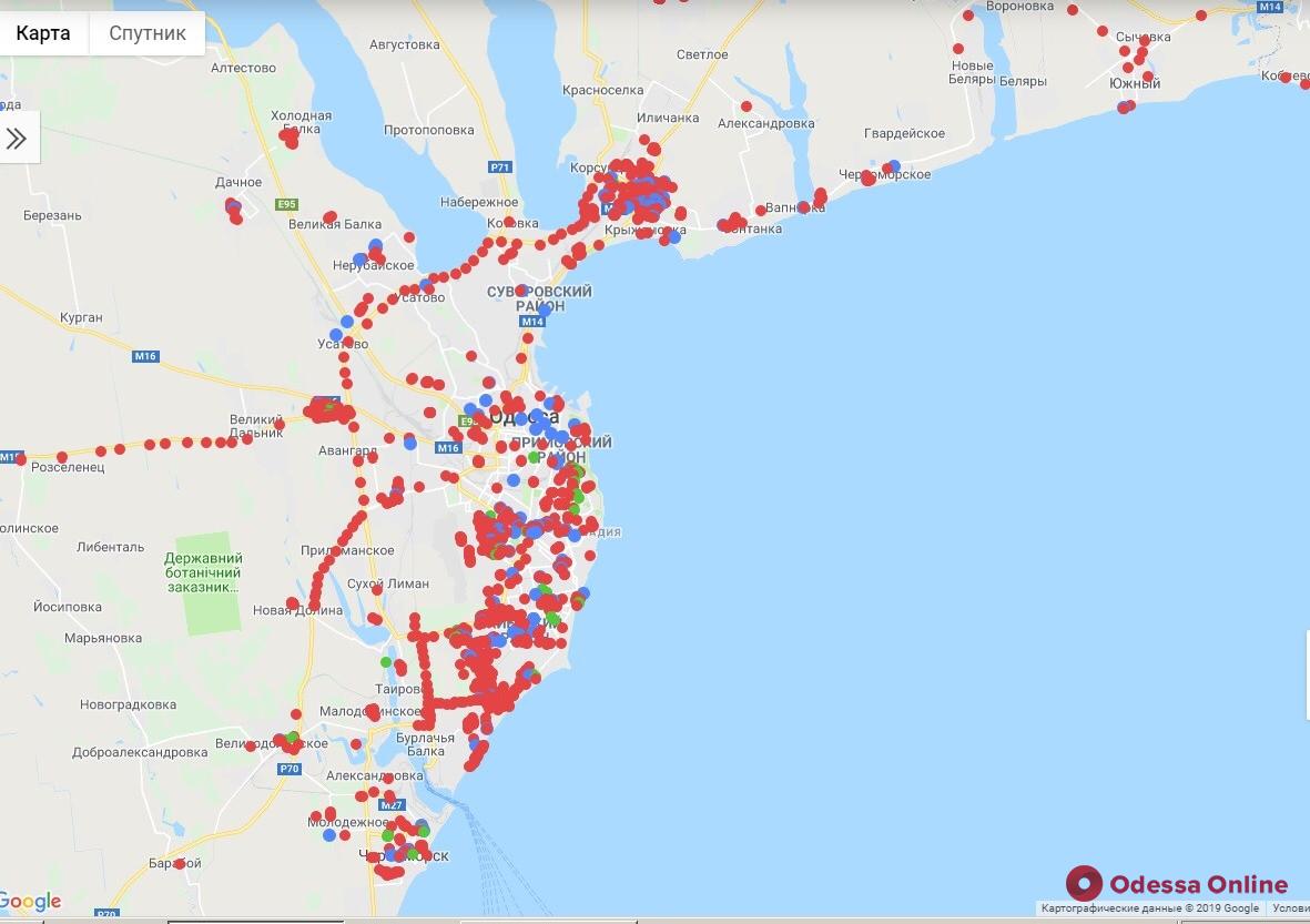 Жителям Черноморска представили интерактивную карту амброзии  , фото-1